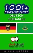 1001+ Einfache S tze Deutsch - Sundanese