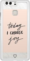 Huawei P9 hoesje - Choose joy