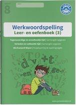 Werkwoordspelling Deel 3 Spellingsoefeningen gemengd groep 8 leer- en oefenboek