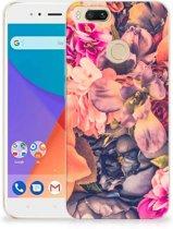 Xiaomi Mi A1 TPU Case Bosje Bloemen