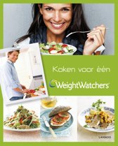 Omslag van 'Weight Watchers: Koken voor één'