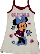 Disney Minnie Mouse Jurk 116 wit