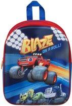 Blaze en de Monstermachines 3D Rugzak Rugtas School Tas 2-5 jaar