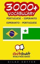 3000+ Portuguese - Esperanto Esperanto - Portuguese Vocabulary