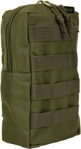 101inc Molle pouch Upright groen