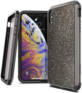 X-Doria Defense Lux cover - glitter - voor iPhone Xs Max