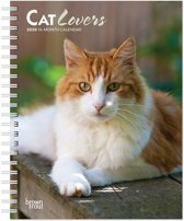 Cat Lovers 2020 Diary - Kattenliefhebbers