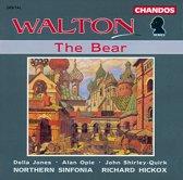 Walton: The Bear / Richard Hickox, Northern Sinfonia et al