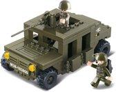 Sluban Army Pantserwagen