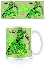 Green Arrow - Mok