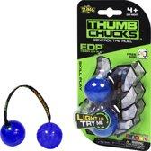 Thumb Chucks Blauw - Fidget