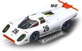 Carrera Evolution Racebaanauto Porsche 917k 1:32 Wit