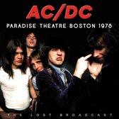 Paradise Theatre, Boston 1978