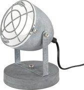 Reality CAMMY - Tafellamp - E14 - Zonder lichtbron - beton kleur