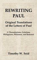 Rewriting Paul