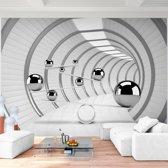 Foto Vliesbehang Muurposter 3D Ruimte A 308x220 cm