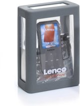 Lenco XEMIO 655 - MP4 speler - 4 GB - Grijs