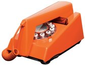 Wild & Wolf TRIM Retro Telefoon Goldfish Orange