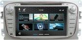 DYN N7Fos Navigatie Ford FORD MONDEO, GALAXY, FOCUS, S-MAX dvd parrot carkit DAB+