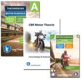 Motor Theorieboek Rijbewijs A – Motor Theorie Boek 2019 – Motor Theorie Leren en Oefenen  CD-ROM met Motor Theorie CBR Samenvatting (NIEUW!)