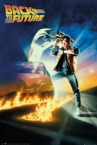 Poster-filmposter-Back to the Future- (68x98cm)