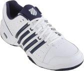 K-Swiss Accomplish II LTR Omni Tennisschoenen - Maat 41 - Mannen - wit/blauw