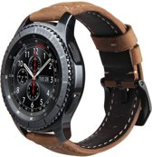 Leren Bandje Voor de gear s bandjes | Watchbands-shop.nl