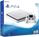 Playstation 4 Slim (Glacier White) 500GB