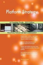 Platform Strategy a Complete Guide - 2019 Edition