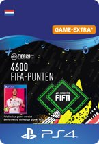 FIFA 20: Ultimate Team (FUT) - 4600 Points - PS4 download - Niet beschikbaar in BE