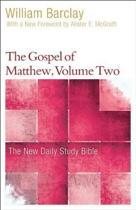 The Gospel of Matthew, Volume Two
