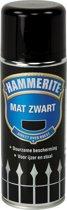 Hammerite Metaallak Mat Zwart 400ML