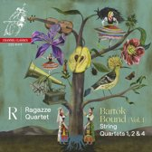 Ragazze Quartet - Bartok Bound Vol.1 - String Quartet