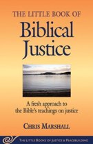 The Little Book of Biblical Justice