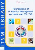 Boekomslag van 'Foundations van ITIL®  V3'