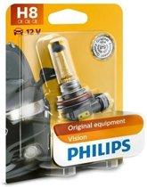 Philips Vision H8 per stuk - 12360B1