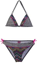 Protest Triangle Bikini Meisjes SAVANNAH True Black152