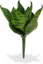 Maxifleur - Sanseveria Boeket 20 cm groen