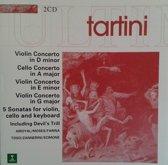 Tartini: Violin Concertos & Sonatas / Scimone, I Solisti Veneti et al