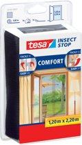 Tesa Comfort - deurhor antraciet 1.2 x 2.20 m