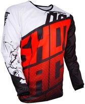 Shot Kinder Crossshirt Devo Venom Red-XL