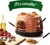 Emerio PO-116124 - Pizzarette - 8 personen