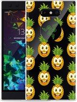 Razer Phone 2 Hoesje Happy Ananas