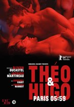 DVD cover van Théo et Hugo