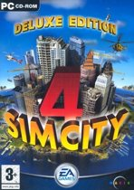 Sim City 4 Deluxe /PC - Windows