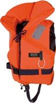 Besto Zwemvest - oranje/navy Maat 4 Junior: gewicht 30-40kg