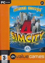 Sim City 4 - Deluxe Edition - Windows