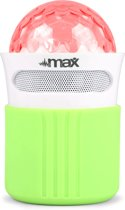 MAX MX2 Bluetooth speaker met Jelly ball lichteffect