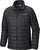 Columbia Powder Lite Jas - Heren - Black