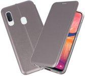 Slim Folio Case voor Samsung Galaxy A20e Grijs